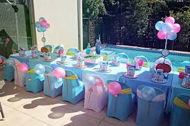 retro cinderella kids party table by supakids sa cape town www