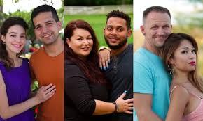 the social cast 90 day fiancé season 5 cast meet the couples