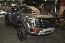 new nissan titan nissan titan warrior concept photo on automoblog net