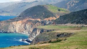 Big Sur Map Calif Tourism Officials Propose Alternative Routes With Pfeiffer
