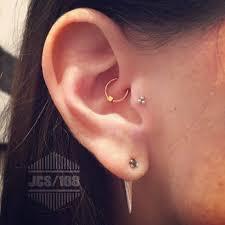 second ear piercing earrings unique and beautiful ear piercing ideas stylist