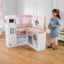 cuisine kidcraft grand gourmet corner play kitchen