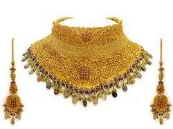 set of gold gold wedding sets karol bagh new delhi v s jewels id