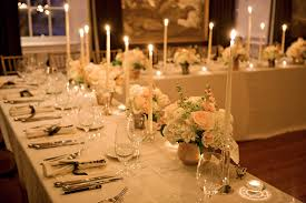how to choose the candles for your wedding decoration jande