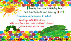 i love making awesome stuff the very hungry caterpillar party