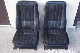 1968 corvette seats seats