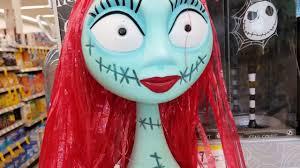 Walgreens Halloween Makeup by Jack And Sally At Walgreens Halloween 2016 Pt 3 Youtube