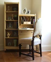 bookcases ideas computer desk with built in 4 shelf bookcase