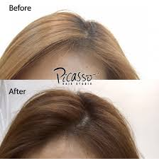 root perms for short hair picasso hair studio artistic hair styling