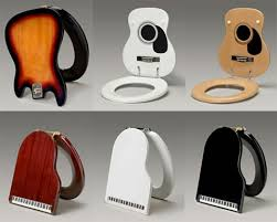 themed toilet seats musical instrument themed toilet seats jasmb everyone i just