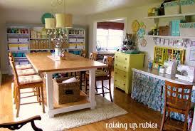 Craft Room Storage Furniture - sewing room ideas the seasoned homemaker