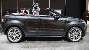 range rover 2016 2016 range rover evoque convertible spotted during photo shoot