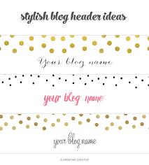 blog design ideas creative blog headers to download