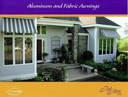 Fabric Window Awnings Awning Company Brick Nj