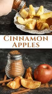 to make the best cinnamon apples recipe amazing sugar free snack