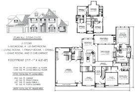 5 bedroom 4 bathroom house plans 5 bedroom house plans 2 story 2 story 5 bedroom bathroom 1 living