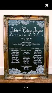 Wedding Program Board 28 Wedding Program Board 17 Best Ideas About Wedding