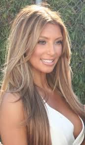 highlights for latina hair kardashian blonde hair with brown highlights ideas