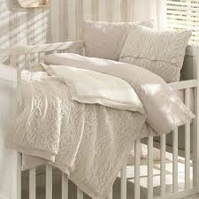 Boutique Crib Bedding Nipperland Boutique Wool Blended 6 Crib Bedding Set