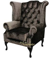 Chesterfield Style Sofa Sale by Macys Queen Anne Recliner Queen Anne Recliner Wing Chair Best