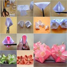 ribbon flowers ribbon flowers archives i creative ideas