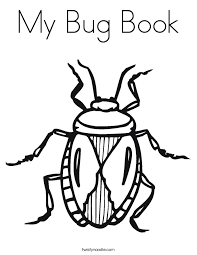 bugs coloring exprimartdesign