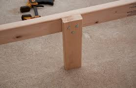 Wood To Make Platform Bed by This Diy Platform Enough Support For Latex Bed The Mattress