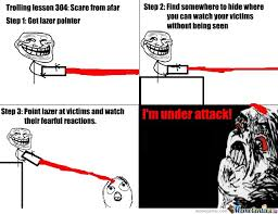 Lazer Meme - lazer scare by freebies zebe meme center