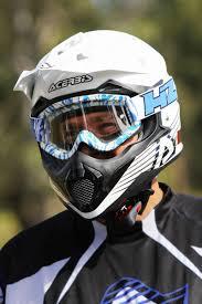 lightest motocross helmet acerbis impact helmet dirt action