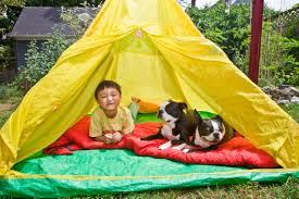 5 ideas for camping in the backyard howstuffworks