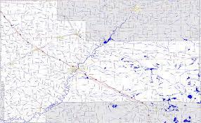 Wisconsin Map by Bridgehunter Com Jackson County Wisconsin