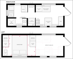 tiny plans easy tiny house floor plan software cad pro