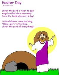 religious easter songs for children easter song to the tune of jesus me religious