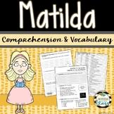 matilda book study teaching resources teachers pay teachers