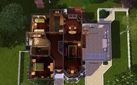 Suburban House Floor Plan by Mod The Sims Suburban Whitewash