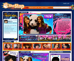 robbie theslap hollywood arts victorious videosforkideos com tori andre trina friends theslap