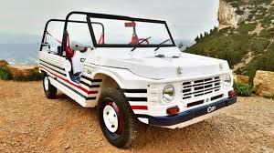 citroen mehari electric citroen s iconic mehari beach car gets an electric heart autoblog