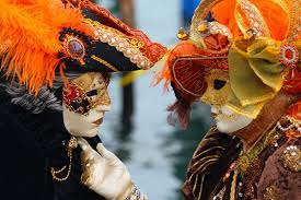 venetian bird mask carnival of venice