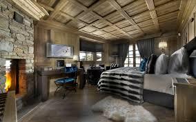 chambre chalet luxe beau chalet de luxe à courchevel vivons maison