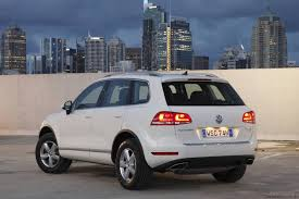 2012 volkswagen touareg at australian international motor show