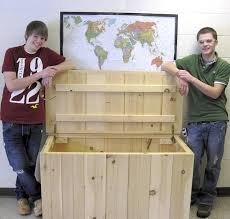caribou students build donate toy chest u2014 aroostook u2014 bangor