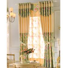 Country Curtains Country Curtains Pearl Pink Floral Jacquard