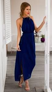 navy maxi dress navy blue maxi dress naf dresses