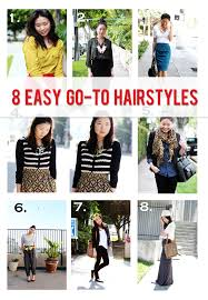 on the go hairstyles hairstyles