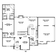 colonial house floor plans exciting 7 colonial home floor plans seldovia southern plan 087d