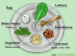 bitter herbs on seder plate 3 ways to celebrate passover wikihow