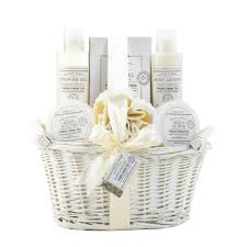 gift baskets for women bath and body holiday gift sets for her