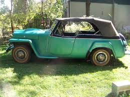 jeep station wagon for sale 1950 willys jeepster for sale 2009135 hemmings motor news