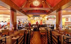 the best disney restaurants travel leisure
