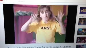 we are barney u0026 the backyard gang youtube